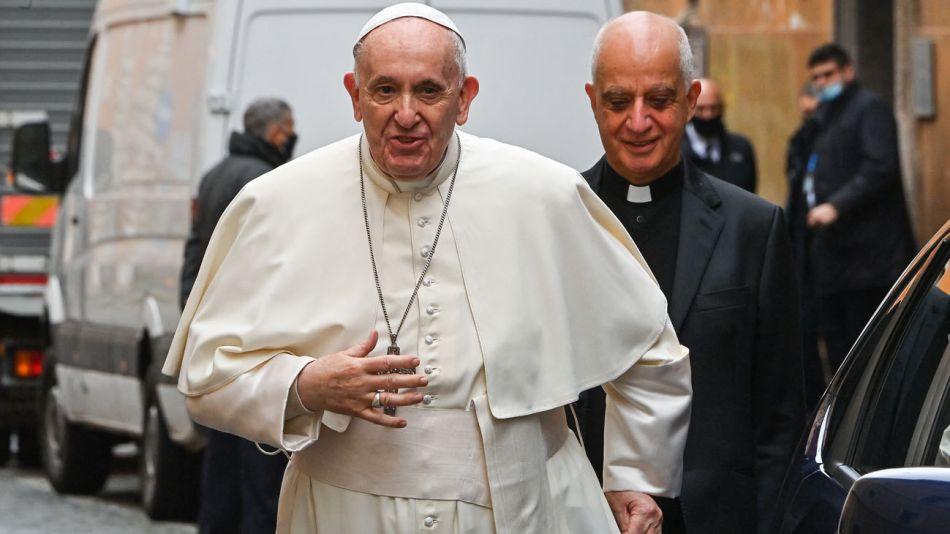 papa francisco 20210416