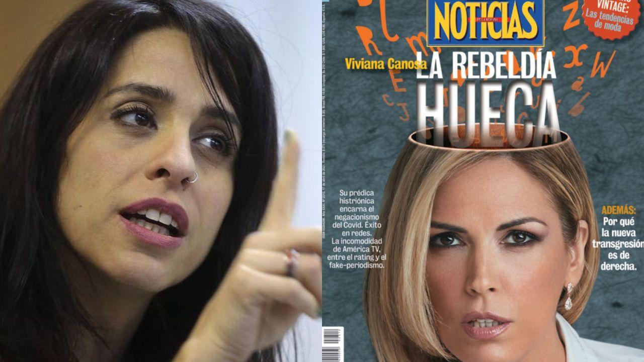 NOTICIAS responde al INADI, comandado por Victoria Donda | Foto:Cedoc