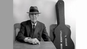 Leonard Cohen. Agitador en la escena folclórica de Greenwich Village.