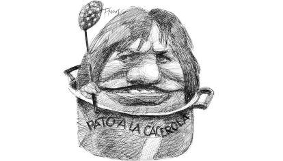 Pato a la cacerola, Patricia Bullrich.