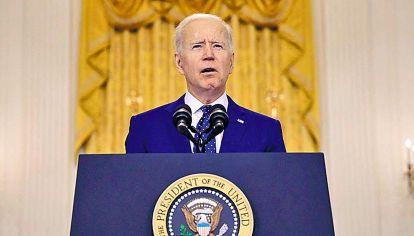 EE.UU. El presidedente Joe Biden presentó un proyecto de reforma tributaria.