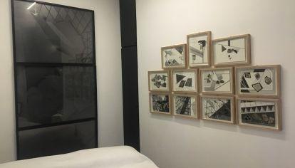 RECALCULANDO. La obra de Nuna Mangiante revisa los conceptos que estallaron después del Covid, con la necesidad de reflexionar.