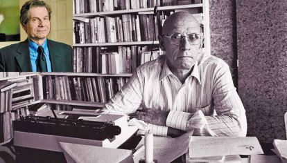 """Acusador. Guy Sorman acusó al filósofo de violar niños en Túnez. Dijo que se calló porque consideraba a Foucault """"un dios custodiado por arcángeles""""."""
