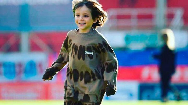 Lolo Tinelli cumplió 7 años: cómo fue la inolvidable celebración