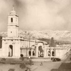 Francisco de Argañaraz y Murguía la bautizó con el nombre de San Salvador de Velazco en el Valle de Jujuy.