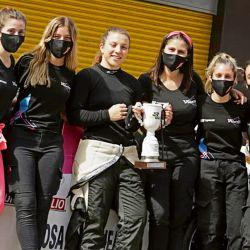 Vitarti Girl's Team   Foto:Cedoc.