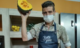 Teru cocina: Tarta de zapallo y quinoa con queso