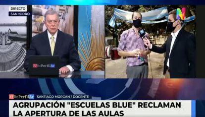 Clases Blue en San Isidro