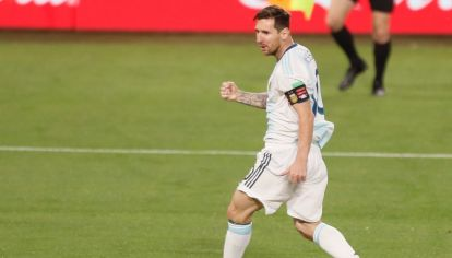 ¿SE QUEDA SIN MUNDIAL? LIONEL MESSI PODRÍA QUEDAR EN MEDIO DE LA PUJA ENTRE LA FIFA Y LOS CLUBES MÁS PODEROSOS DE EUROPA. //FOTOBAIRES
