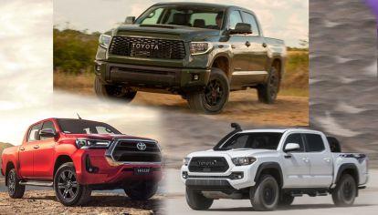 Toyota presentará una pick-up completamente eléctrica