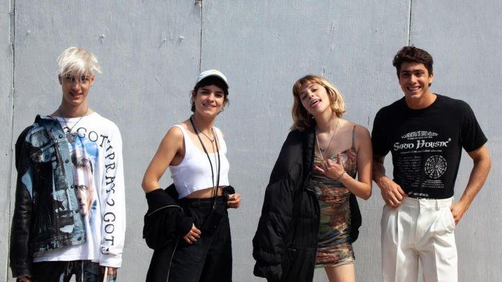 Artistas y skaters: las mejores fotos del lanzamiento de 212 Heroes, lo nuevo de Carolina Herrera