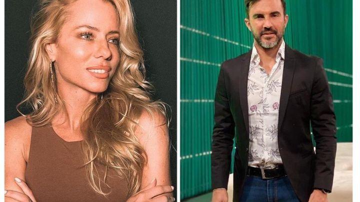Hubo reunión: el acuerdo de paz de Fabián Cubero y Nicole Neumann