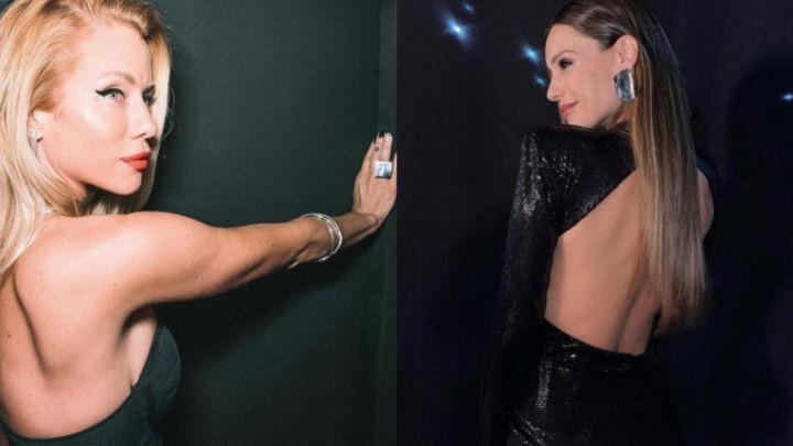 Pampita reveló que compartieron hombres con Nicole Neumann