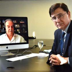 Jorge Fontevecchia entrevista a José Luis Machinea.