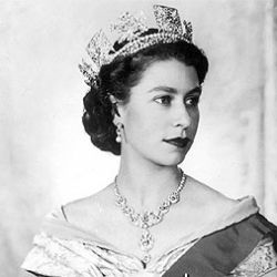 Reina Elizabeth II de Inglaterra