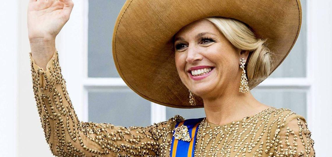 Máxima de Holanda en un look de Zara que podés copiar