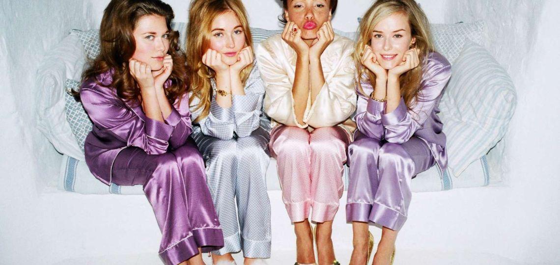 Pijamas sexy para todos los gustos y figuras
