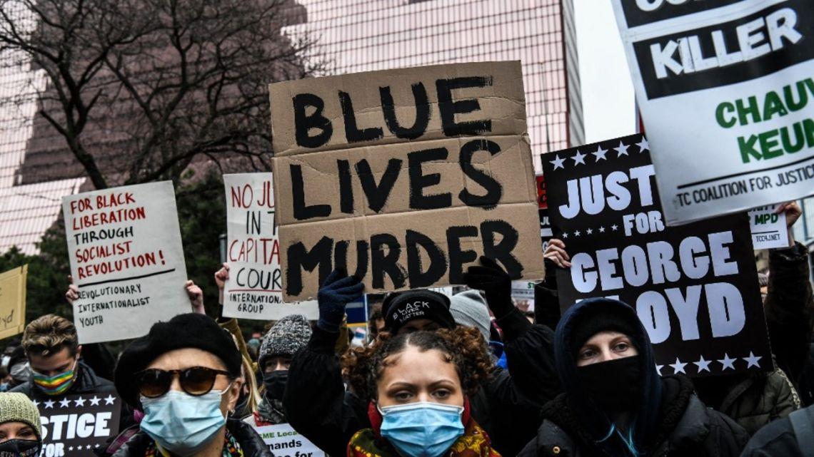 Crimen de George Floyd: el jurado comenzó a deliberar sobre el futuro de Derek Chauvin