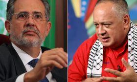 Miguel Henrique Otero and Diosdado Cabello