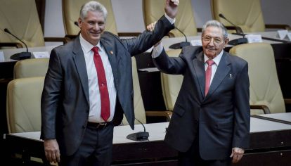 Diaz-Canel Nominated to Replace Raul Castro