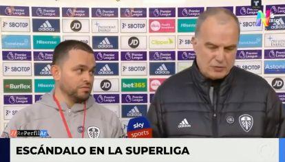 Marcelo Bielsa manifestó su rechazo a la Superliga Europea