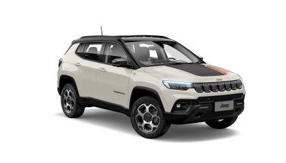 Jeep reveló el restyling del Compass Trailhawk