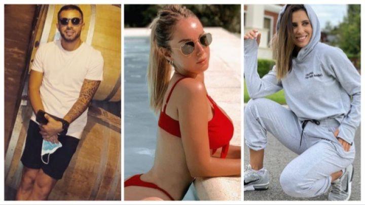 La nueva novia de Matías Defederico salió a apoyarlo tras las acusaciones de Cinthia Fernández