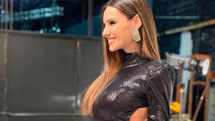 Pampita habló sobre la participación de Benjamín Vicuña en su reality show