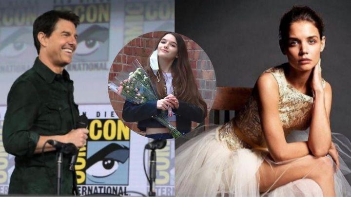 Suri Cruise cumple 15: las fotos inéditas de la hija de Tom Cruise y Katie Holmes