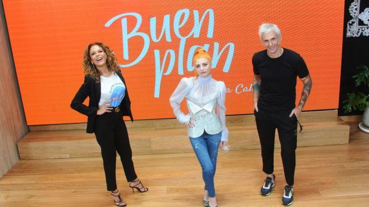 Verónica de la Canal es la diseñadora invitada y estrella en Buen Plan