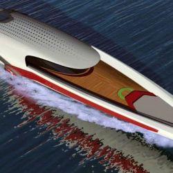 La nave contará con dos cubiertas.