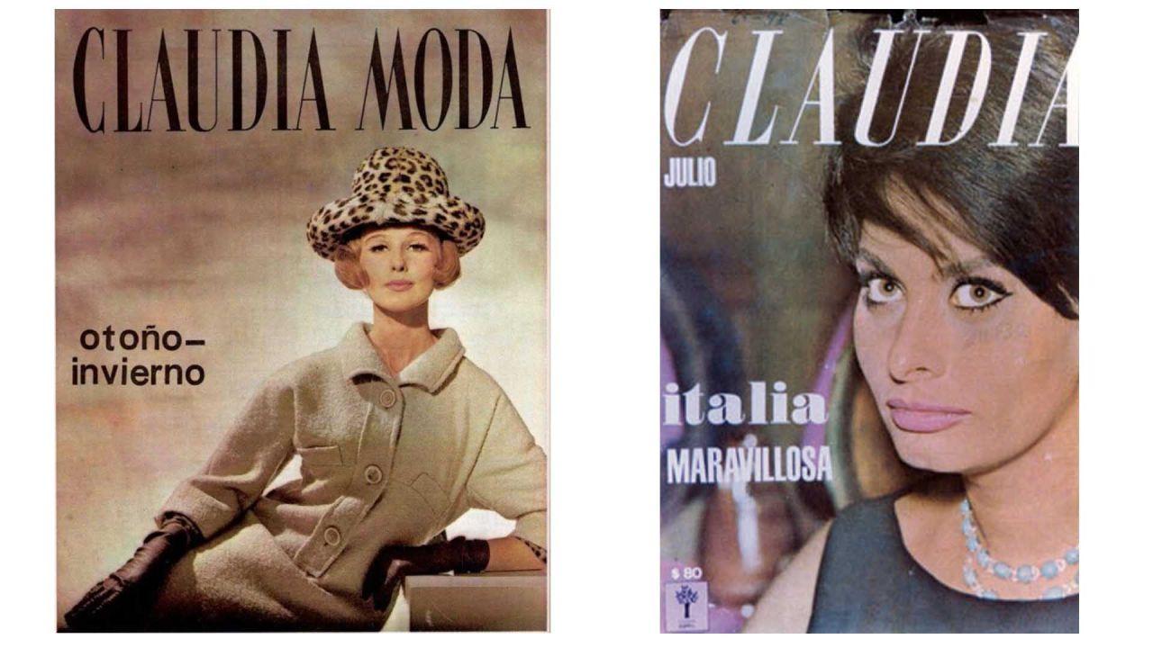 Revista Claudia | Foto:Cedoc