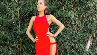 Julieta Nair Calvo anunció que deja La Academia y confirmó su embarazo