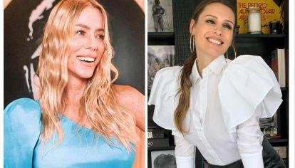 Pampita y Nicole Neumann: revelaron los nombres de los hombres que compartieron