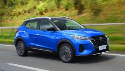 Nissan lanzó el nuevo Kicks en Argentina (y tiene parlantes en el apoyacabeza)