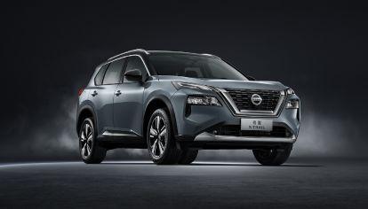 Nissan presentó la nueva generación del X-Trail