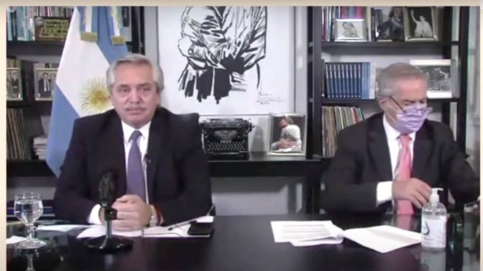Alberto Fernández participó de la XXVII Cumbre Iberoamericana de Jefes de Estado 202104421