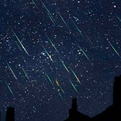 Este maravilloso fenómeno astral se da una vez por año.