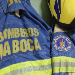 Bomberos de La Boca | Foto:Rumbos.org