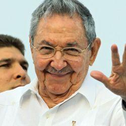 Raúl Castro dejó la presidencia del partido en Cuba.  | Foto:DPA