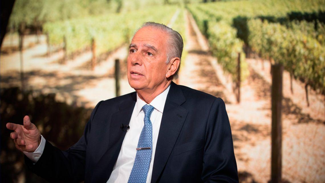 Alejandro Bulgheroni.