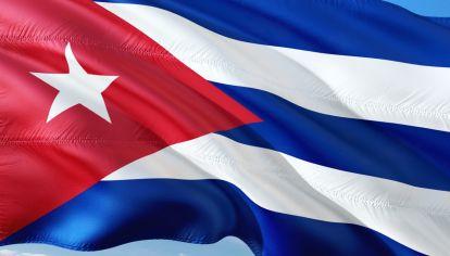 Bandera de la República de Cuba