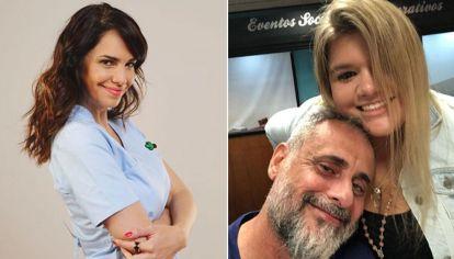La reacción de Morena Rial con Romina Pereiro en el día de su aniversario con Jorge Rial