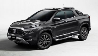Se presentó la nueva Fiat Toro 2022 (restyling)