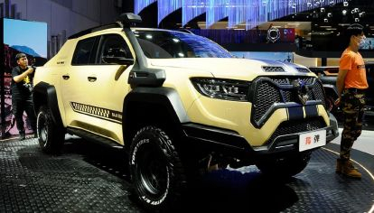 Great Wall Baja Snake, la nueva pick-up anti-Ranger Raptor