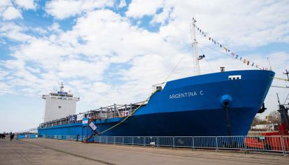 marina mercante argentina