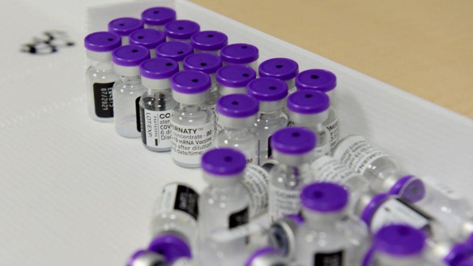 Pfizer Vacunas Falsas