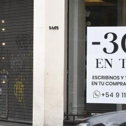Zona comercial de Belgrano y Palermo