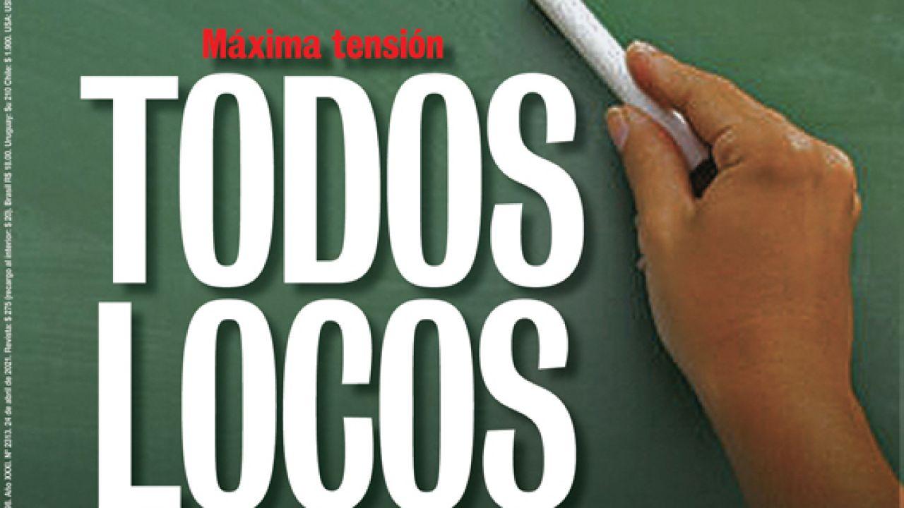 Todos Locos | Foto:Cedoc