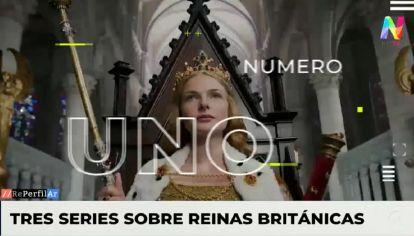 3 series en streaming que cuentan la historia de las reinas británicas